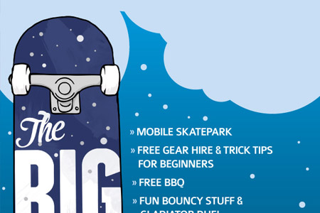 Upcoming Event — The Big Chill