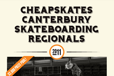 Upcoming Event — Canterbury Regionals