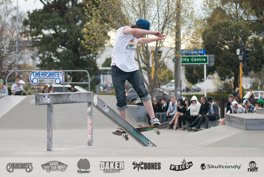 Billy McLachlan » Front board