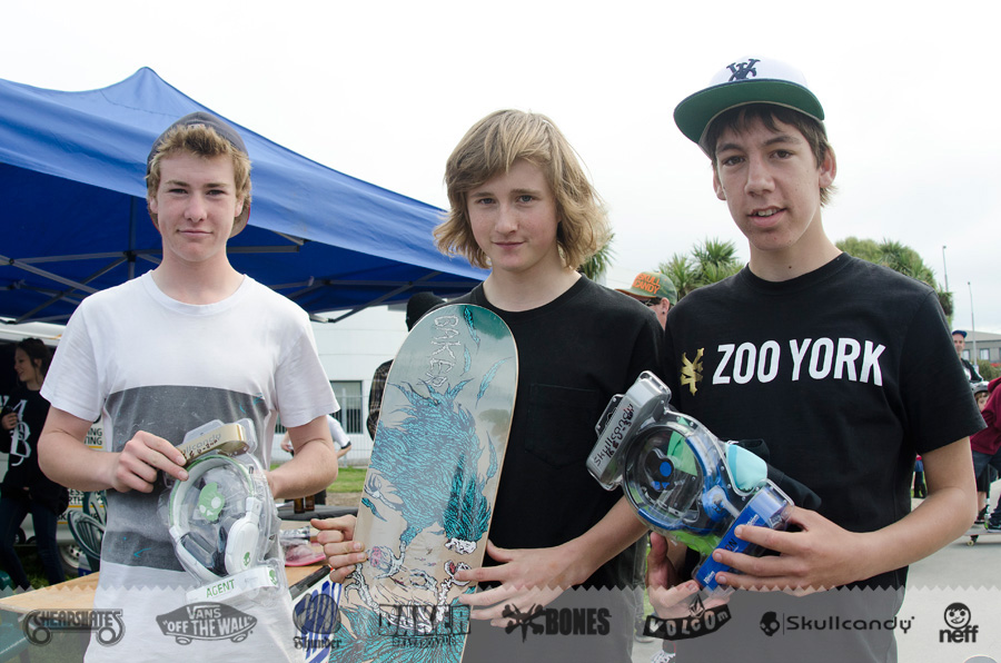 16 & under » Tom, PJ, and Isaak
