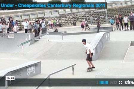 Canterbury Regionals Videos