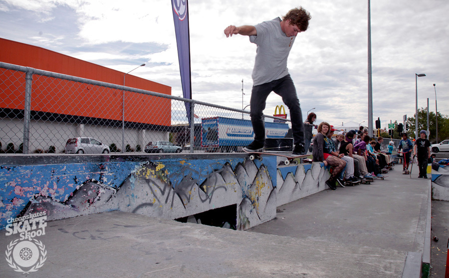 Will Hobbs » Back tail (Photo by Nick CP)