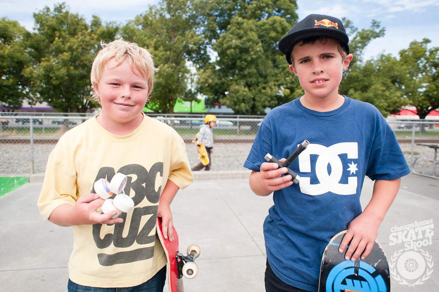 Finalists 10 & Under » Hamish & Jeremy