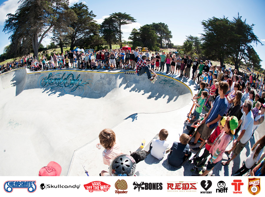Thomson Bowl Jam 2012: Photos & Results
