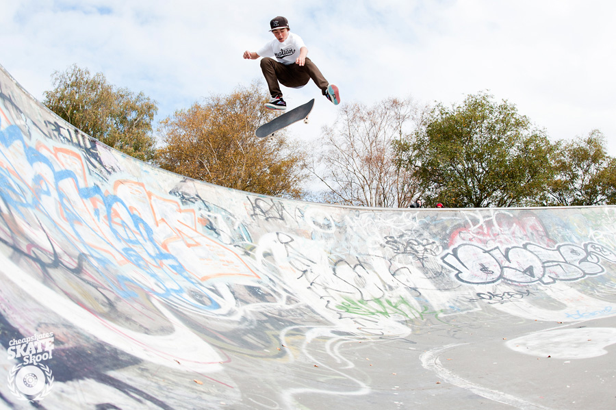 Jellie Park Skate Jam: Photos & Results