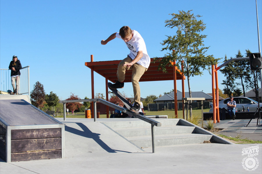 Rolleston Skate Jam: Photos & Results