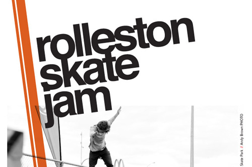 Upcoming Event: Rolleston Skate Jam