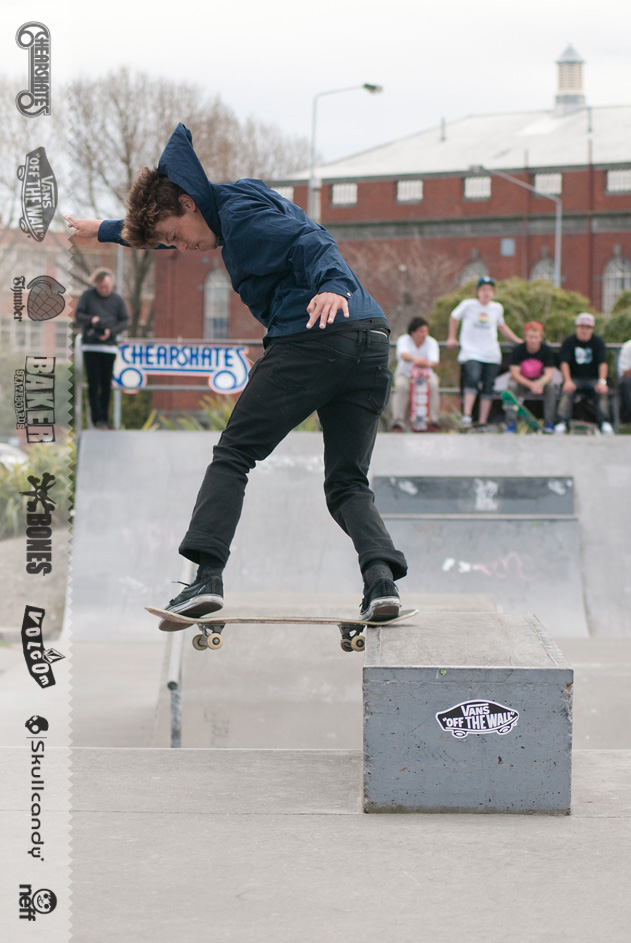 Ben McConnell » Switch back tail