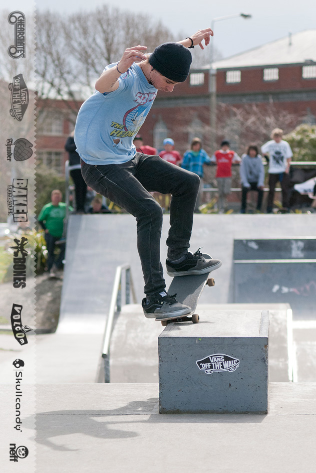 Joe Sass Hill » Nosegrind