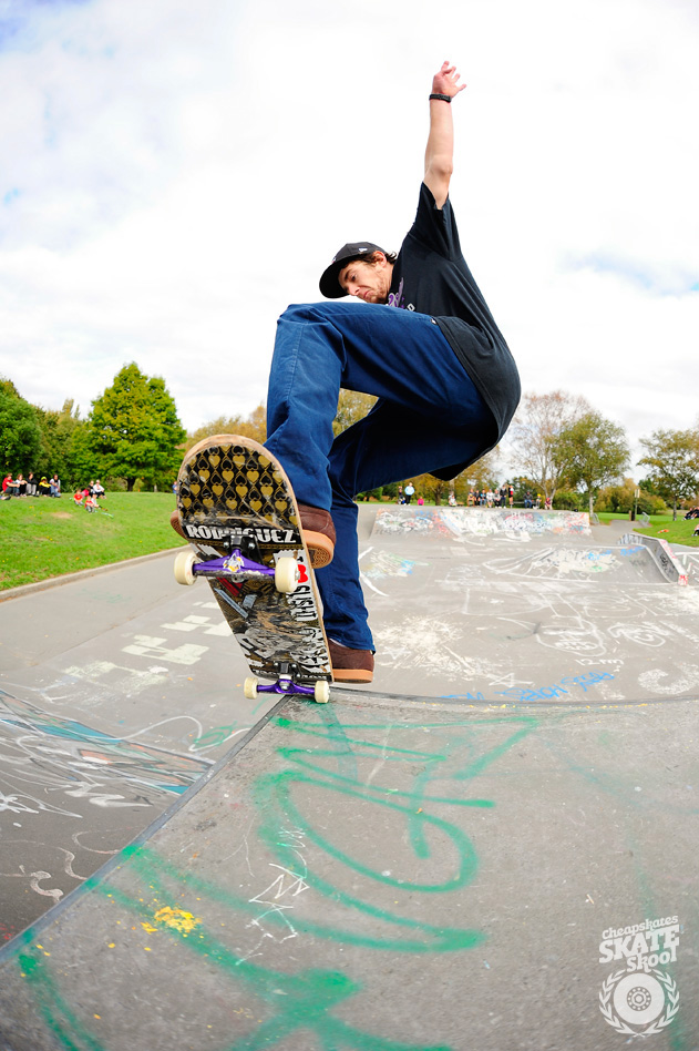 James Kingston » Bluntslide transfer