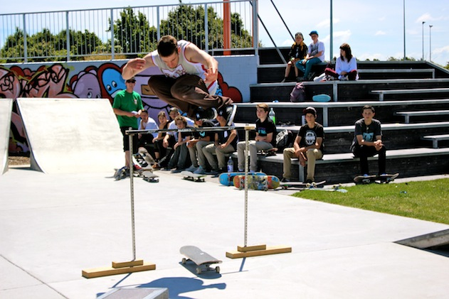 Rolleston Skate Jam – Photos and Results