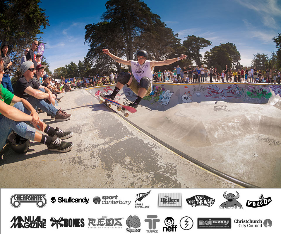 2013 Thomson Bowl Jam – Photos & Results