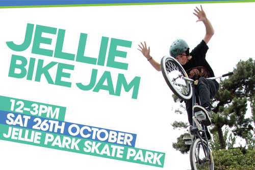 Upcoming Event – Jellie Bike Jam
