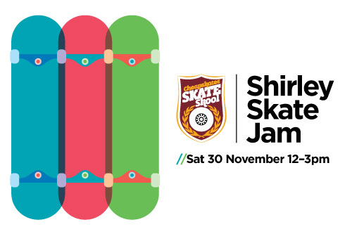 Upcoming Event – Shirley Skate Jam