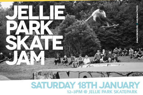 Upcoming Event – Jellie Skate Jam