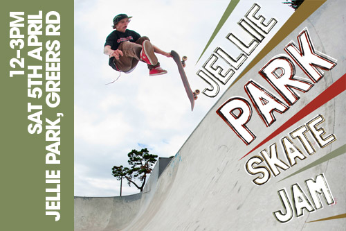 Upcoming Event – Jellie Park Skate Jam