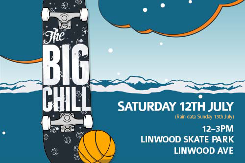 Upcoming Event – The Big Chill @ Linwood Park