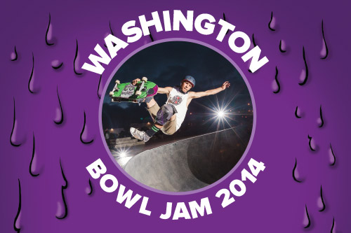 Upcoming Event – Washington Bowl Jam 2014
