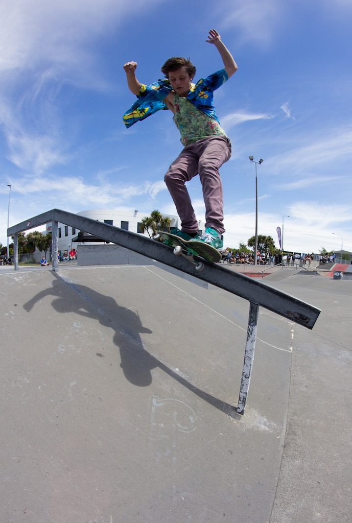 Billy - Front feeble
