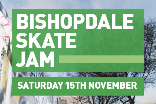 Upcoming Event – Bishopdale Skate Jam