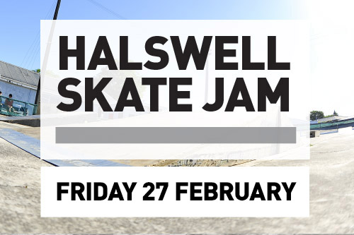 Upcoming Event – Halswell Skate Jam