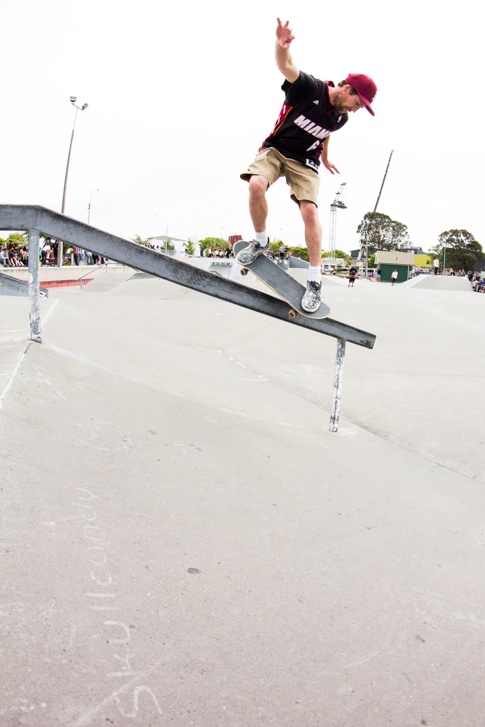 James Mclean - BS Lipslide / Jack Grant Photo
