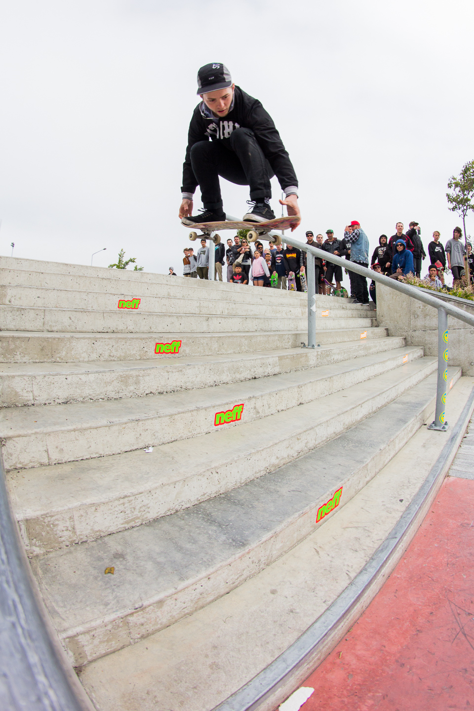Josh Stewart - Cannonball / Jack Grant Photo